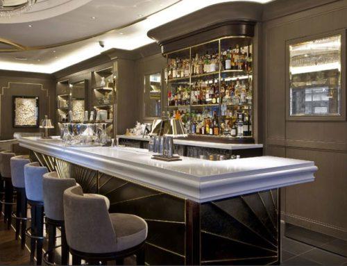 Churchill Bar, Hyatt Regency Hotel, London