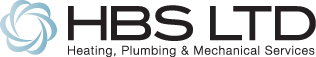 HBS – Heating, Plumbing, Mechanical Services Logo
